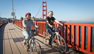 Bay City Bike Rentals and Tours - Golden Gate Bridge